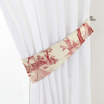 Podwiązka Victoria w kolekcji Avinon, tkanina: 132-15