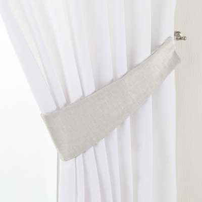 Podwiązka Victoria w kolekcji Linen, tkanina: 159-06
