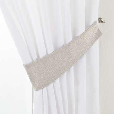 Victoria tieback 159-07 grey Collection Linen