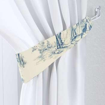 Podwiązka Victoria w kolekcji Avinon, tkanina: 132-66