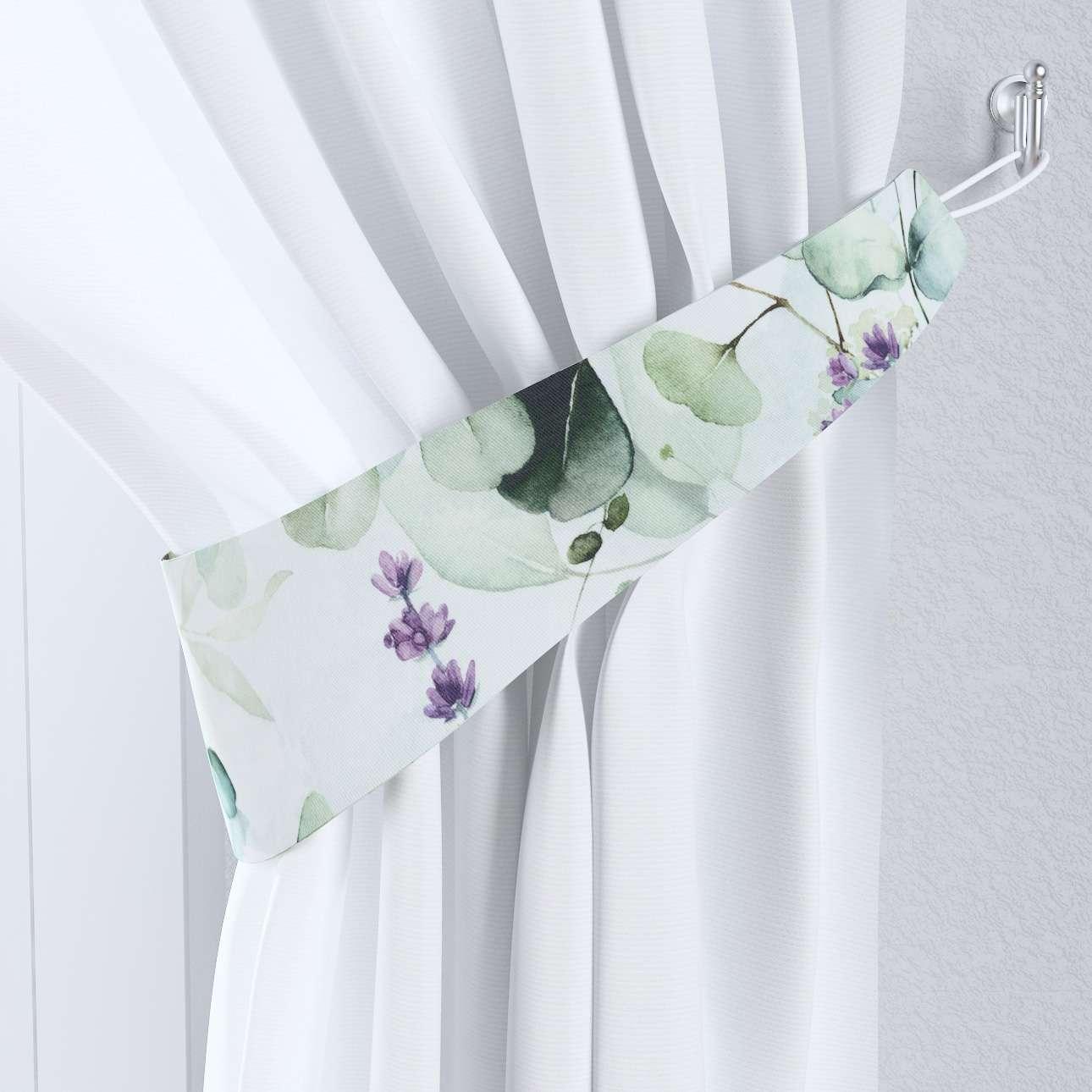 Úchyt Victoria, 1ks V kolekcii Flowers, tkanina: 143-66