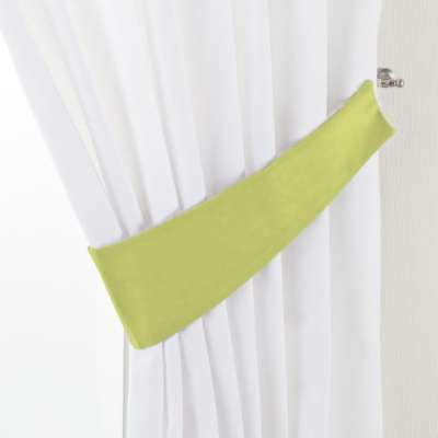 Užuolaidų parišimas Victoria 269-17 šviežiai žalia (mint green) Kolekcija Blackout