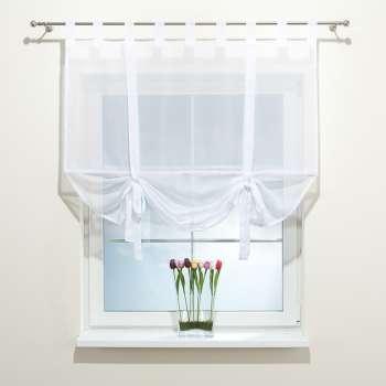 Gardinkappe Roma<br/>Med stropper til gardinstang 100 × 180 cm fra kolleksjonen Voile, Stoffets bredde: 900-00