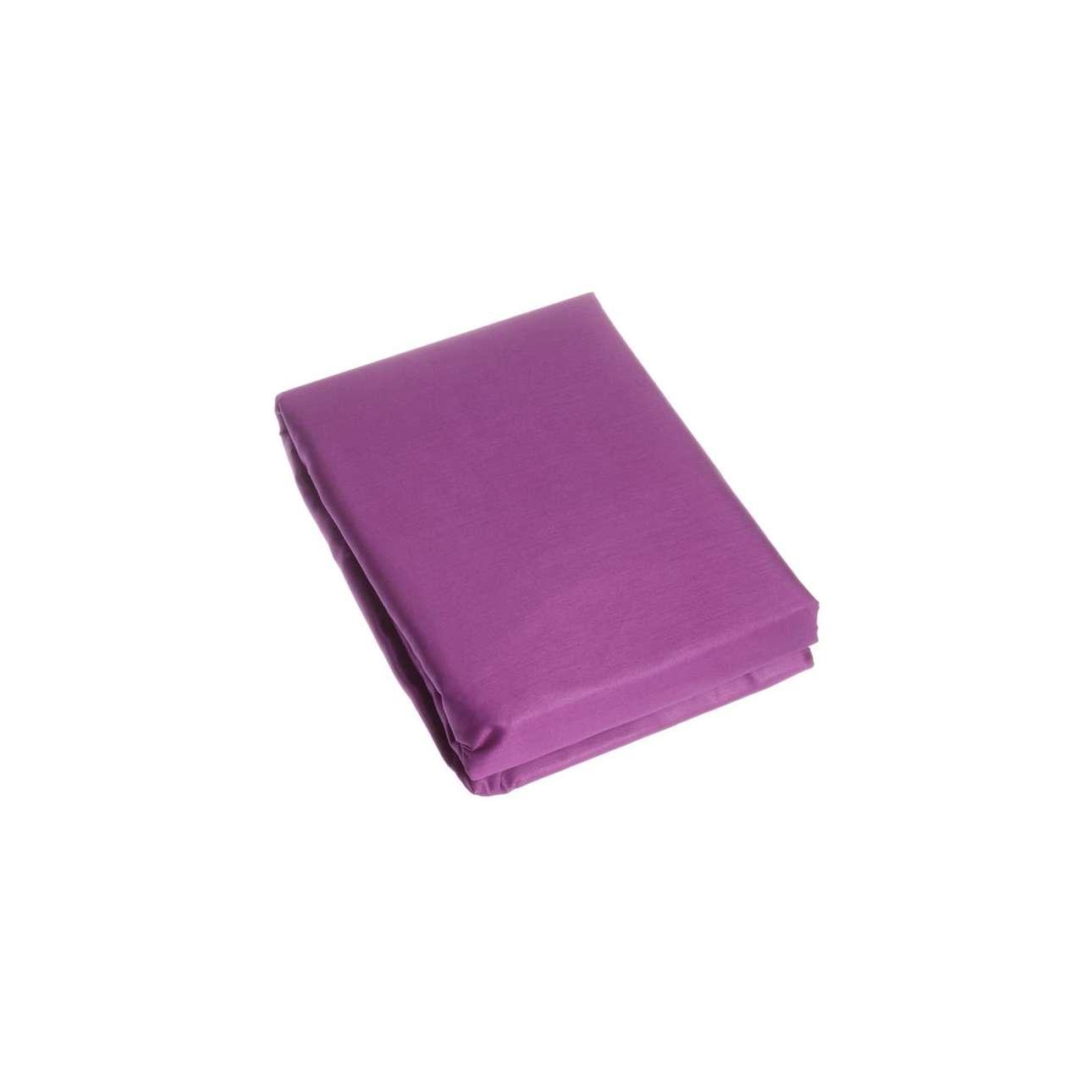 Prostěradlo satén fialové pružné