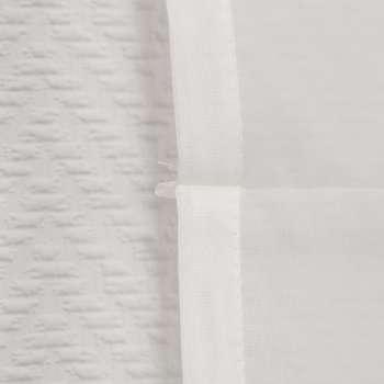 Raffroló Lily-ekrü a kollekcióból Voile Fényáteresztő, Dekoranyag: 900-01