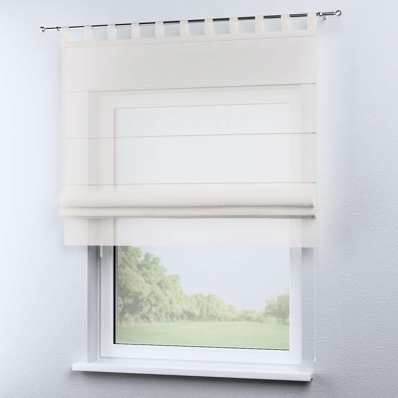 Bologna raffroló - fényáteresztő 100 x 180 cm a kollekcióból Lakástextil Voile, Dekoranyag: 900-01
