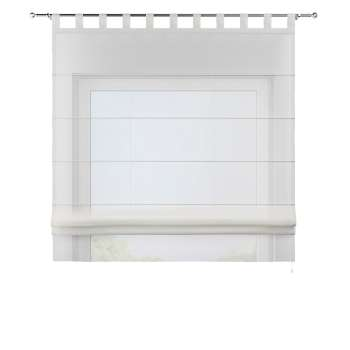 Liftgardin Bologna<br/>Med volang og stropper til gardinstang 100 × 180 cm fra kolleksjonen Voile, Stoffets bredde: 900-01