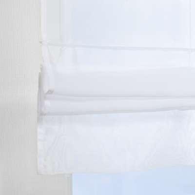 Foldegardin Bologna<br/>Med stropper og flæse til gardinstang fra kollektionen Voile, Stof: 900-00
