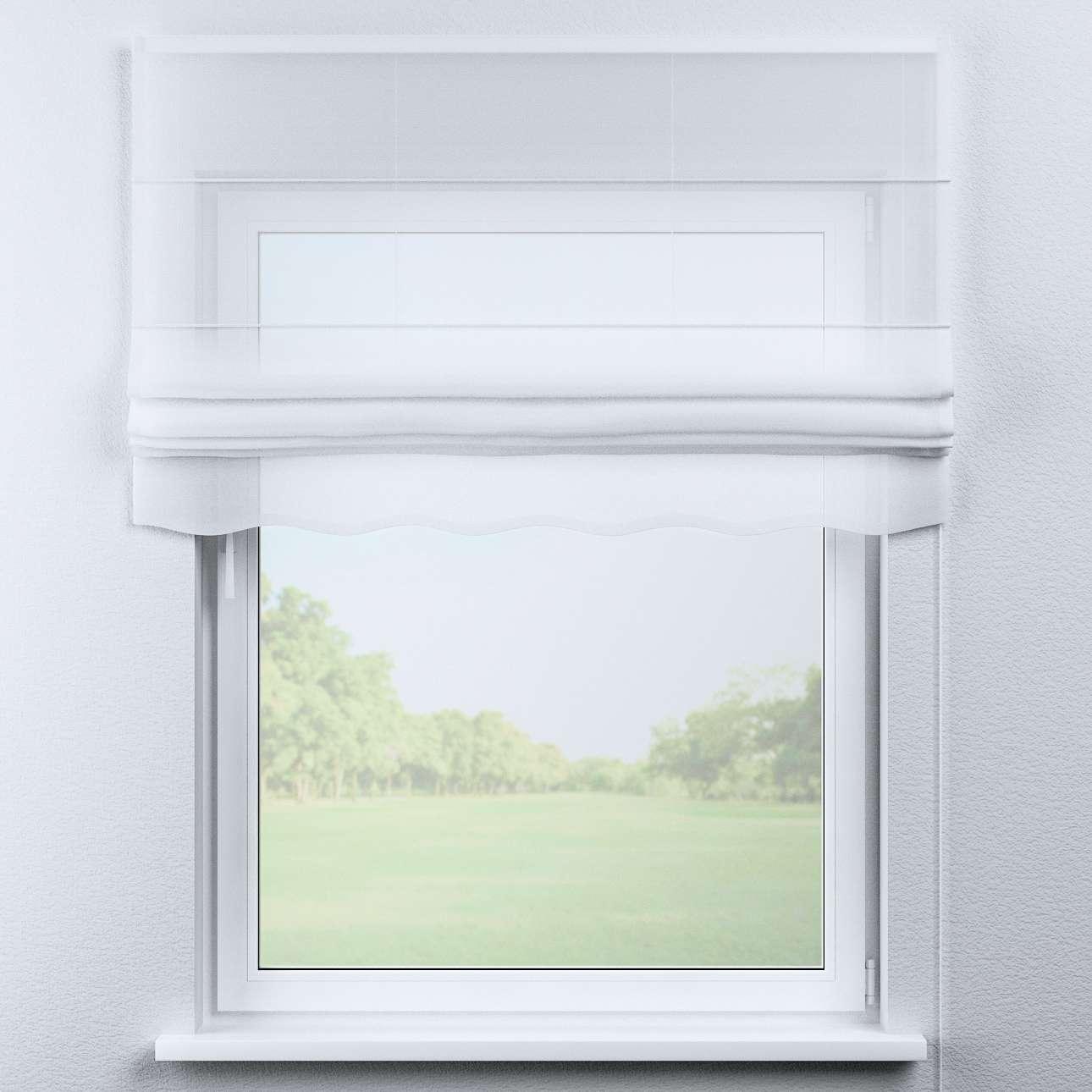 raffrollo napoli mit alu schiene weiss 100 x 180 cm. Black Bedroom Furniture Sets. Home Design Ideas