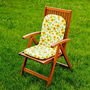 Kėdės čiužinys 94x40x3,5cm saulėgrąžos 94x40x3,5 cm