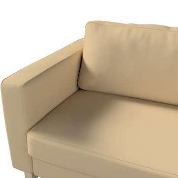 Karlstad 3 személyes kinyitható kanapéra huzat a kollekcióból Cotton Panama Bútorszövet, Dekoranyag: 702-01