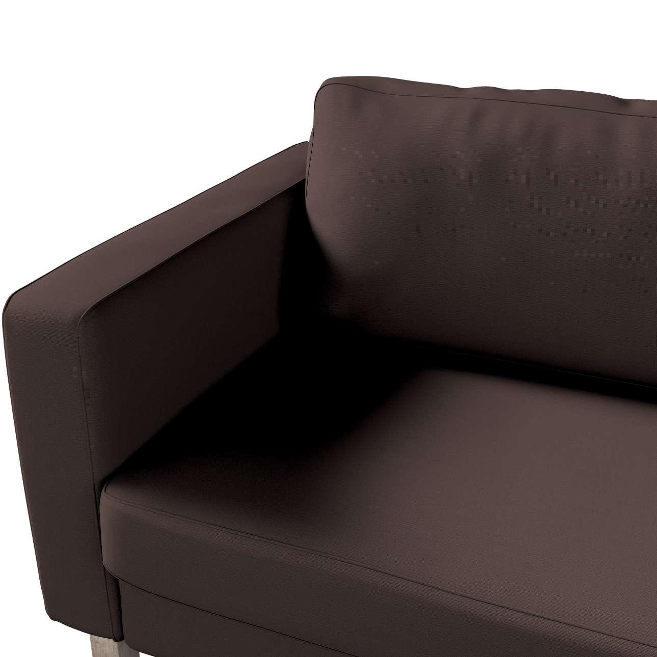 Karlstad betræk sovesofa 222cm fra kollektionen Cotton Panama, Stof: 702-03