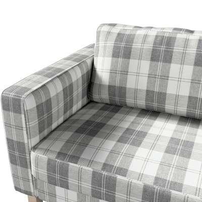 Potah na pohovku IKEA Karlstad, 3-místná, rozkládací v kolekci Edinburgh, látka: 115-79