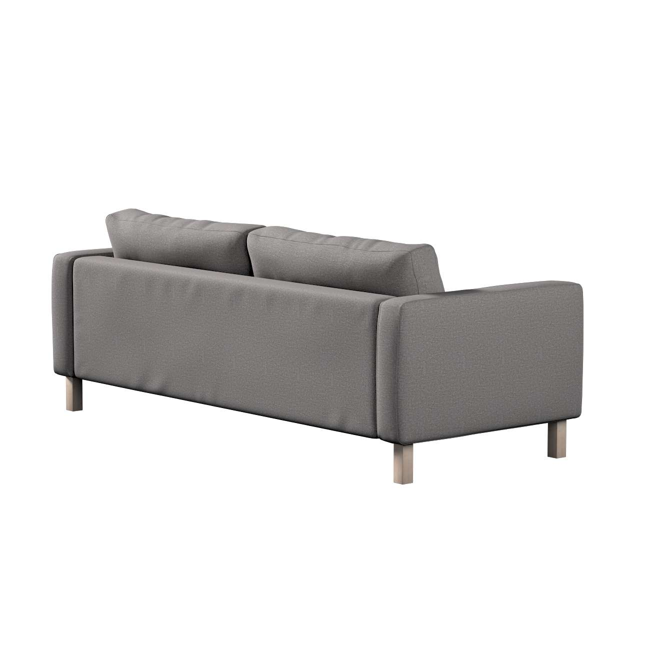 Potah na pohovku IKEA Karlstad, 3-místná, rozkládací v kolekci Edinburgh, látka: 115-81