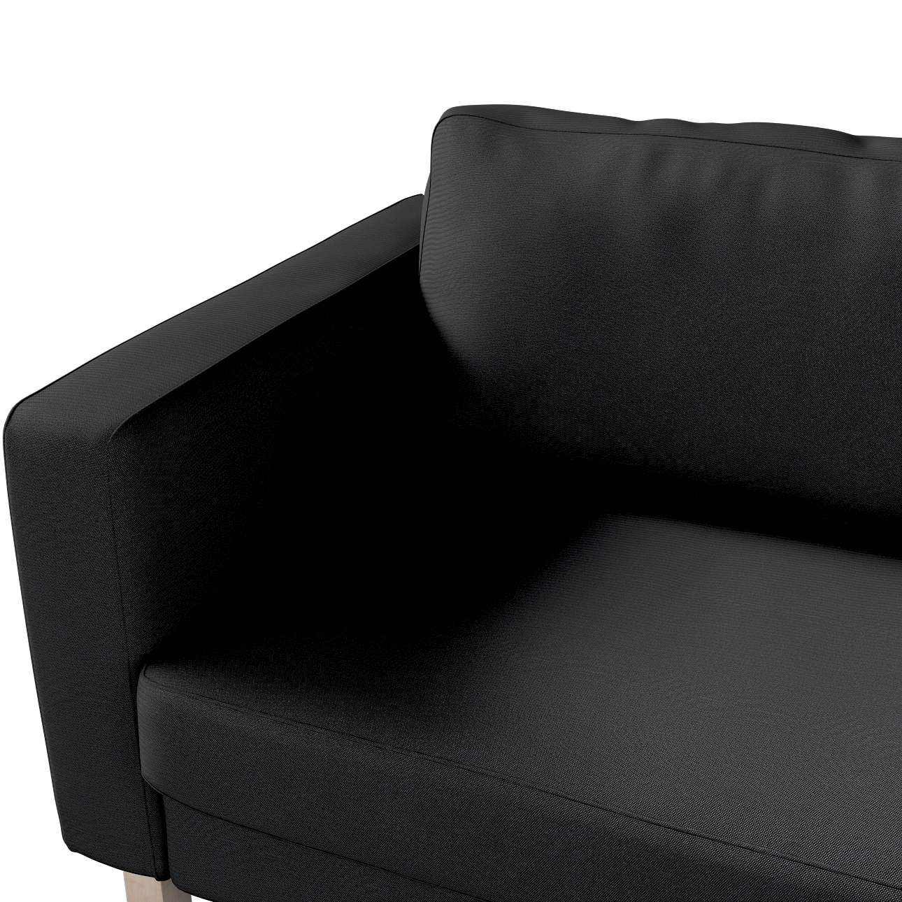 Karlstad betræk sovesofa 222cm fra kollektionen Etna, Stof: 705-00