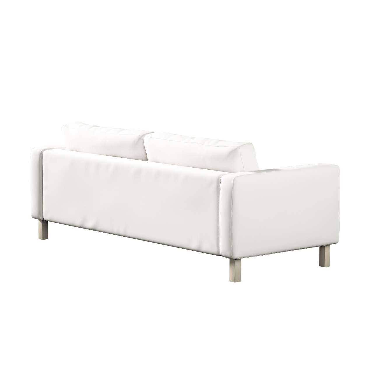 Karlstad betræk sovesofa 222cm fra kollektionen Cotton Panama, Stof: 702-34