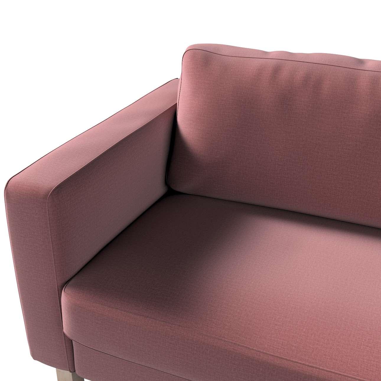 Pokrowiec na sofę Karlstad rozkładaną w kolekcji Ingrid, tkanina: 705-38
