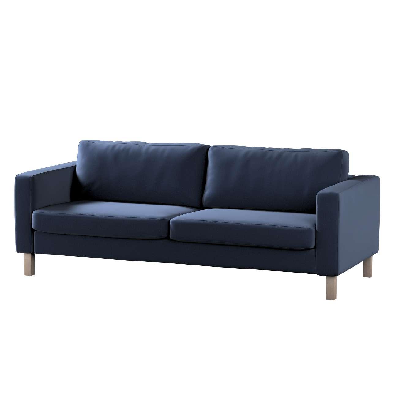Potah na pohovku IKEA Karlstad, 3-místná, rozkládací v kolekci Ingrid, látka: 705-39