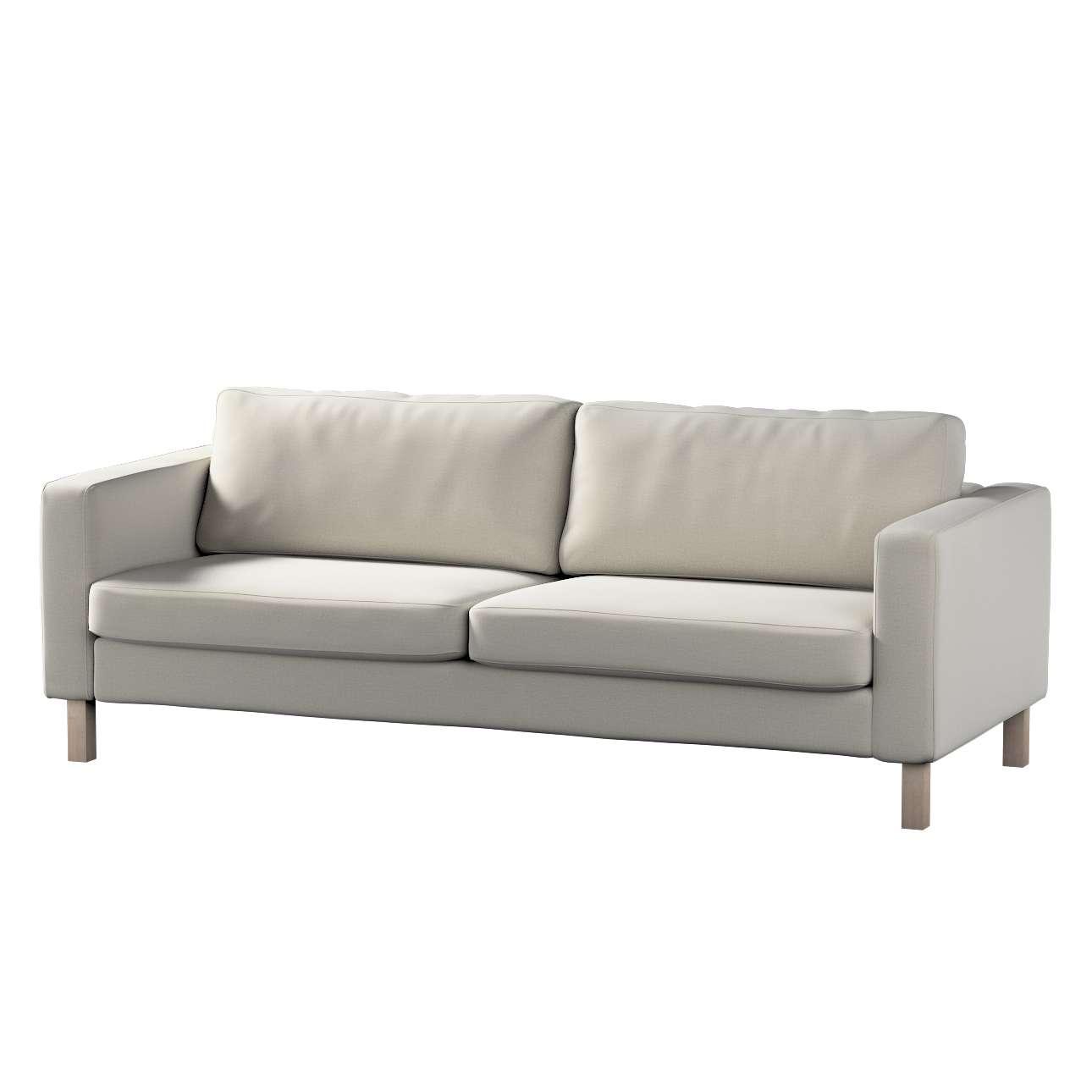Pokrowiec na sofę Karlstad rozkładaną w kolekcji Ingrid, tkanina: 705-40