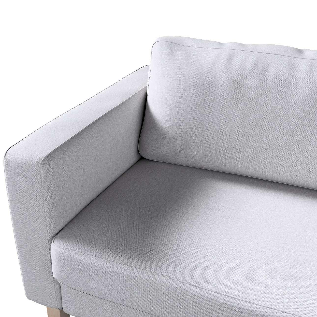 Potah na pohovku IKEA Karlstad, 3-místná, rozkládací v kolekci Amsterdam, látka: 704-45
