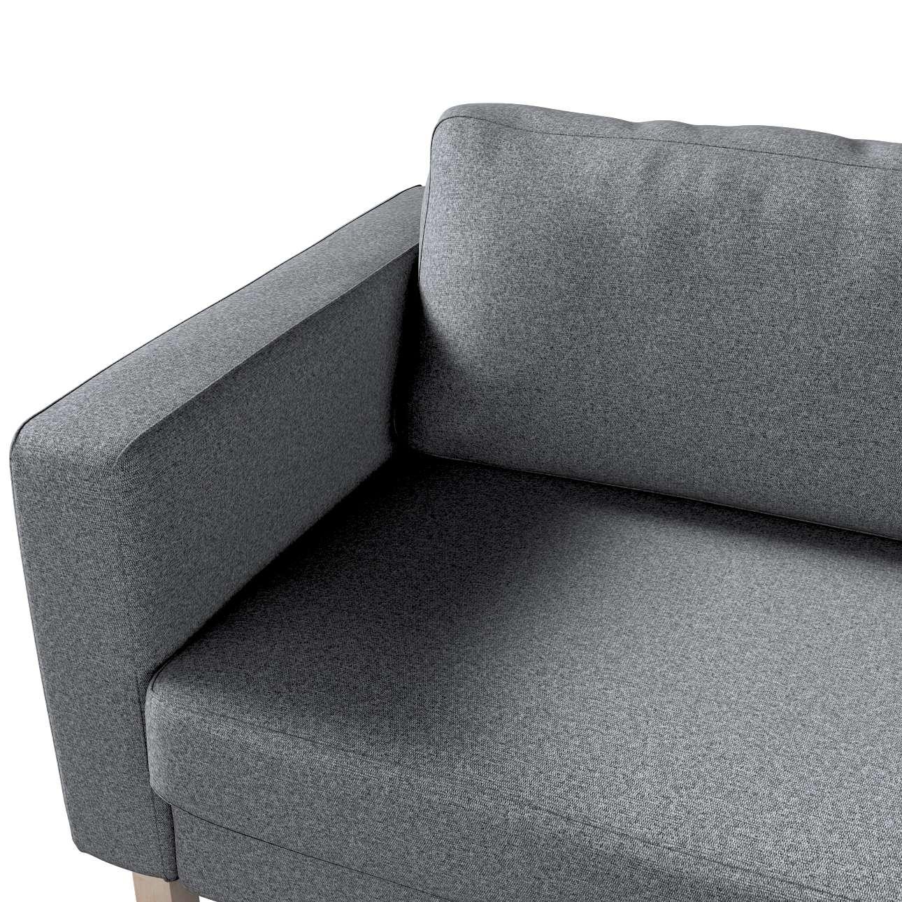 Potah na pohovku IKEA Karlstad, 3-místná, rozkládací v kolekci Amsterdam, látka: 704-47