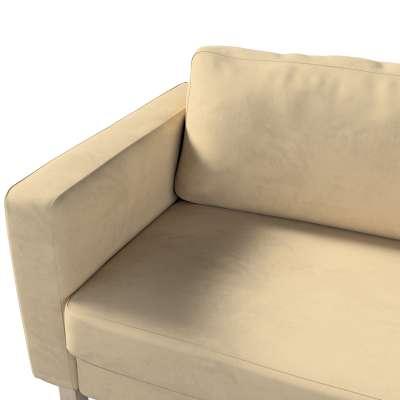 Pokrowiec na sofę Karlstad rozkładaną w kolekcji Living II, tkanina: 160-82