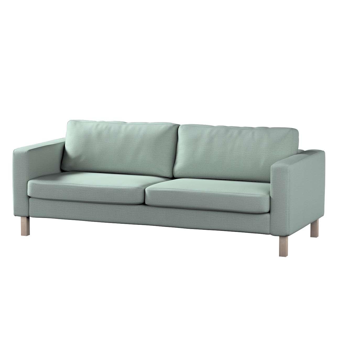 Pokrowiec na sofę Karlstad rozkładaną w kolekcji Living II, tkanina: 160-86