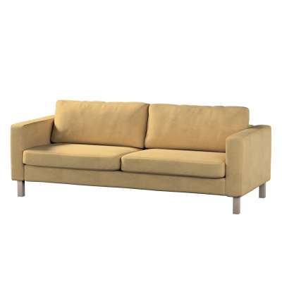 Pokrowiec na sofę Karlstad rozkładaną w kolekcji Living II, tkanina: 160-93