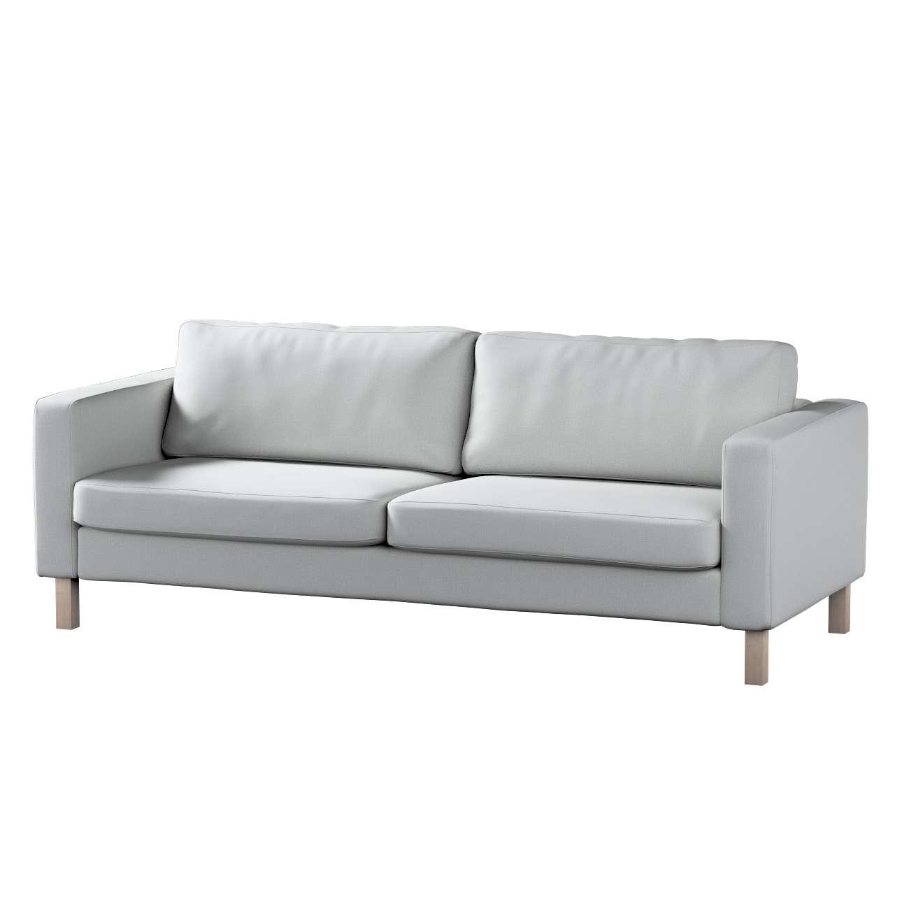 Potah na pohovku IKEA Karlstad, 3-místná, rozkládací v kolekci Living II, látka: 161-18
