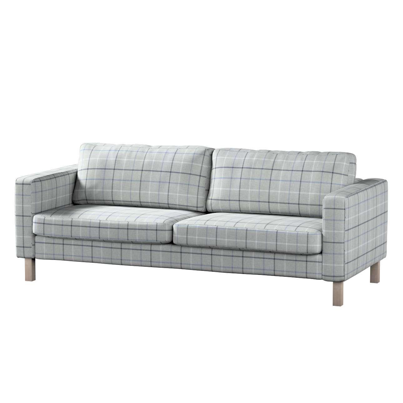 Potah na pohovku IKEA Karlstad, 3-místná, rozkládací v kolekci Edinburgh, látka: 703-18
