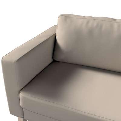 Pokrowiec na sofę Karlstad rozkładaną w kolekcji Living, tkanina: 161-53