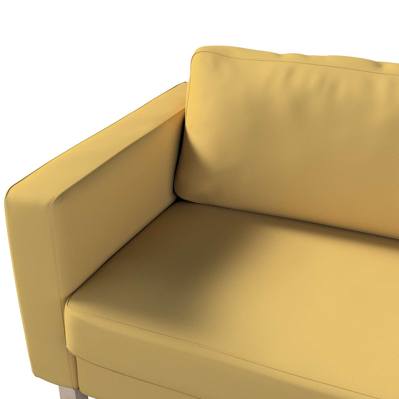 Karlstad betræk sovesofa 222cm fra kollektionen Cotton Panama, Stof: 702-41
