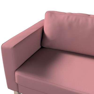 Pokrowiec na sofę Karlstad rozkładaną w kolekcji Cotton Panama, tkanina: 702-43