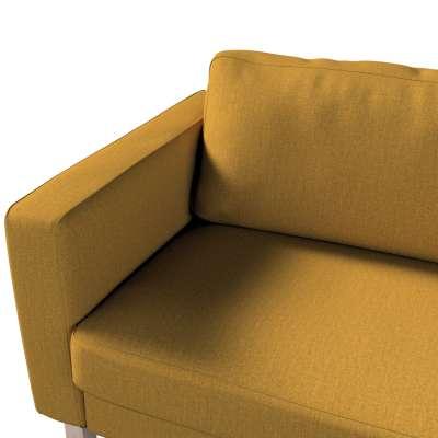 Pokrowiec na sofę Karlstad rozkładaną w kolekcji City, tkanina: 704-82
