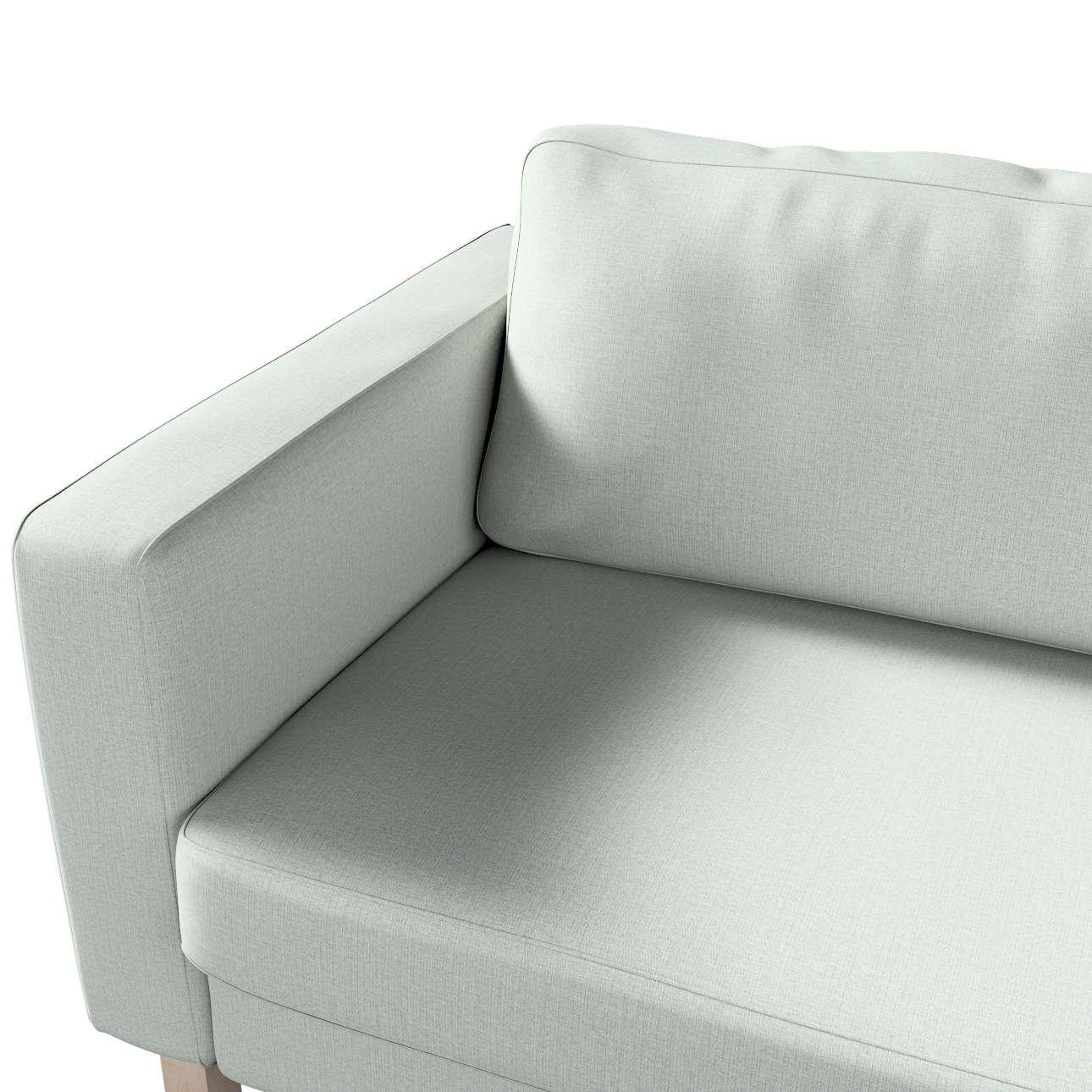Pokrowiec na sofę Karlstad rozkładaną w kolekcji Living, tkanina: 161-41