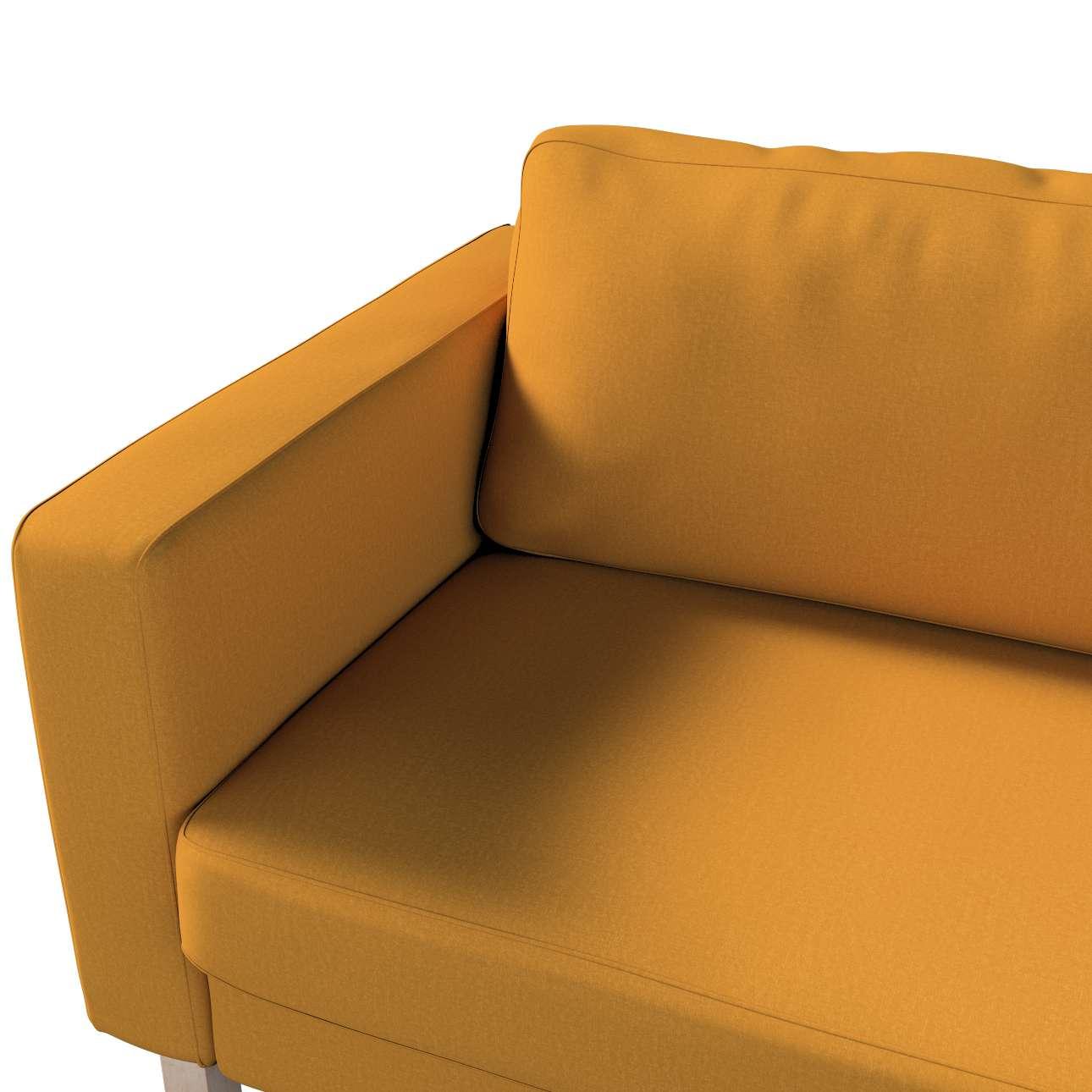 Pokrowiec na sofę Karlstad rozkładaną w kolekcji Living, tkanina: 161-64