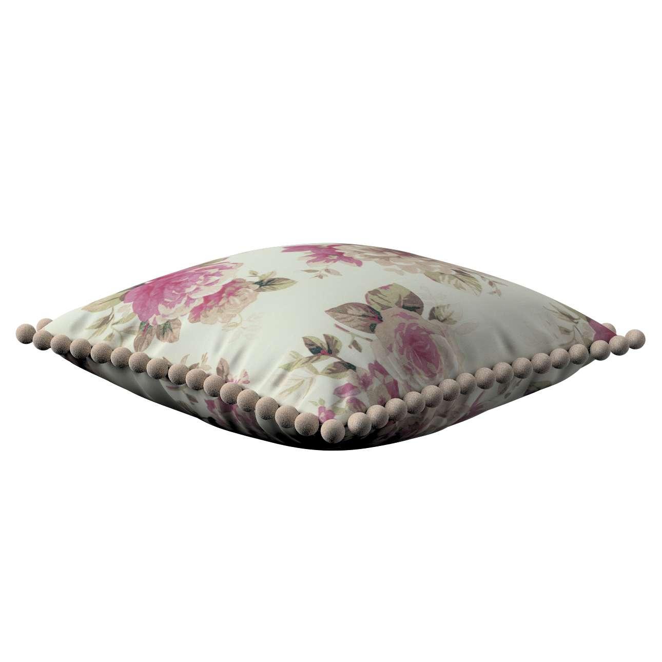 Tyynynpäällinen<br/>Vera tupsuilla mallistosta Londres , Kangas: 141-07
