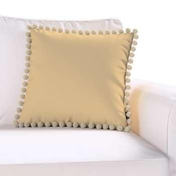 Poszewka Wera na poduszkę 45 x 45 cm w kolekcji Cotton Panama, tkanina: 702-01