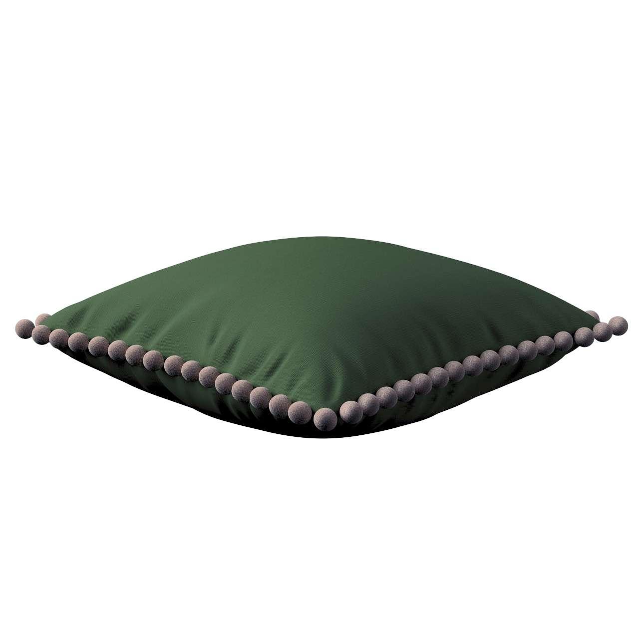 Poszewka Wera na poduszkę 45 x 45 cm w kolekcji Cotton Panama, tkanina: 702-06