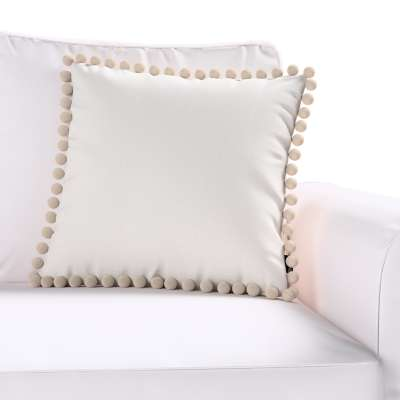 Poszewka Wera na poduszkę w kolekcji Linen, tkanina: 392-04
