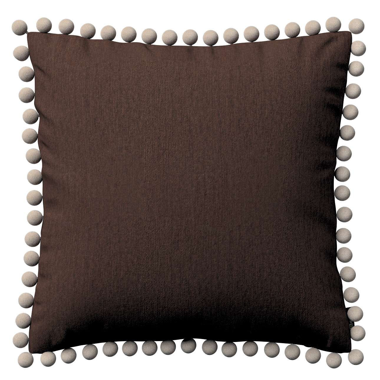 Viera s brmbolcami V kolekcii Chenille, tkanina: 702-18