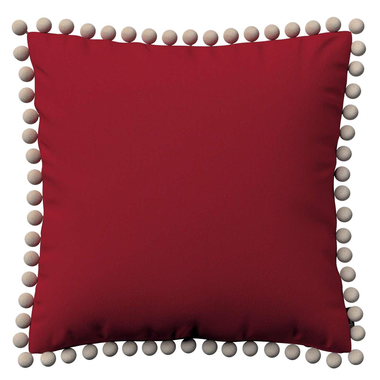 Poszewka Wera na poduszkę 45 x 45 cm w kolekcji Chenille, tkanina: 702-24