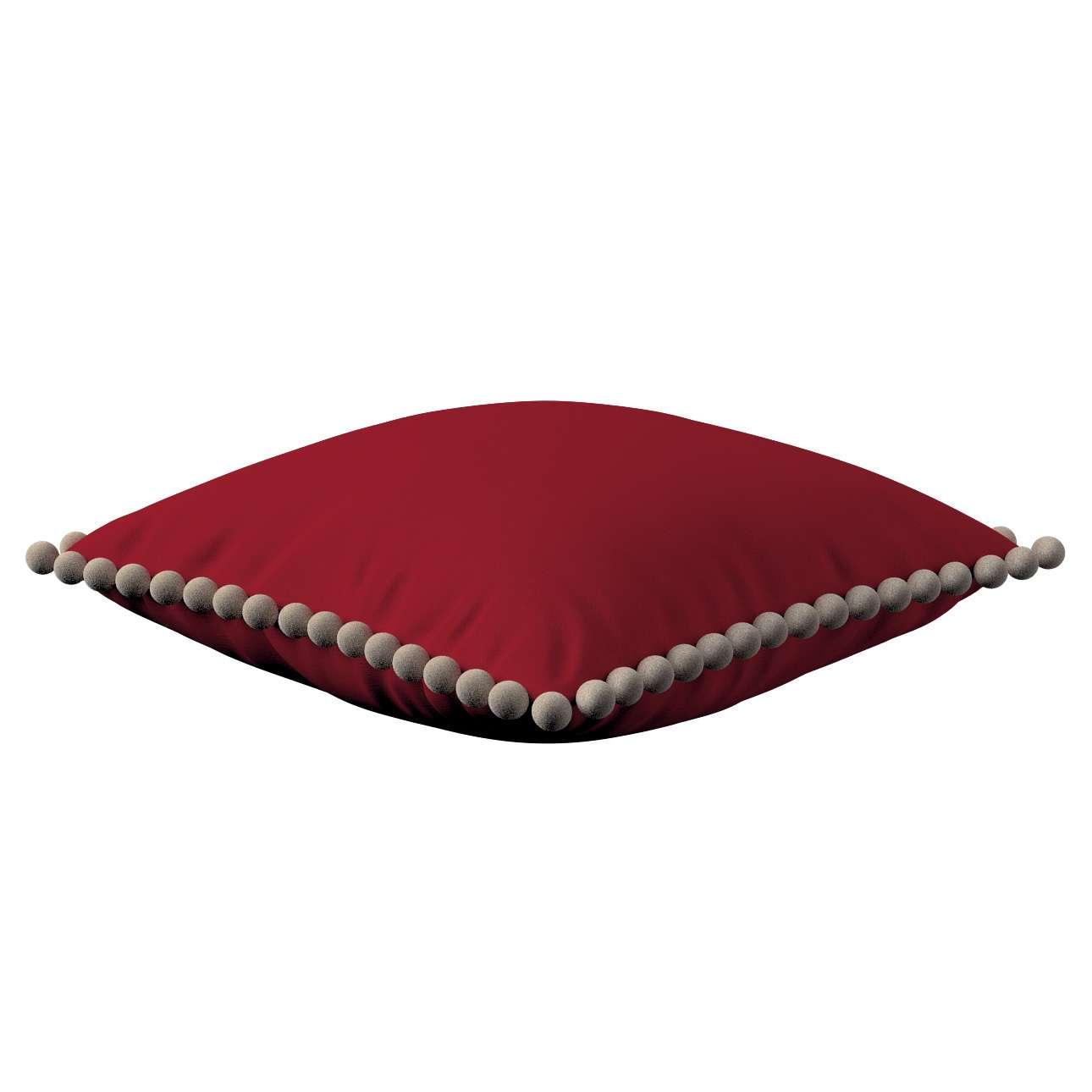 Poszewka Wera na poduszkę w kolekcji Chenille, tkanina: 702-24