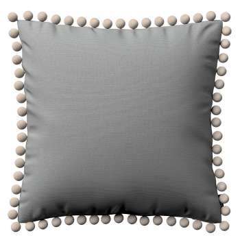 Wera dekoratyvinės pagalvėlės užvalkalas su žaismingais kraštais kolekcijoje Loneta , audinys: 133-24