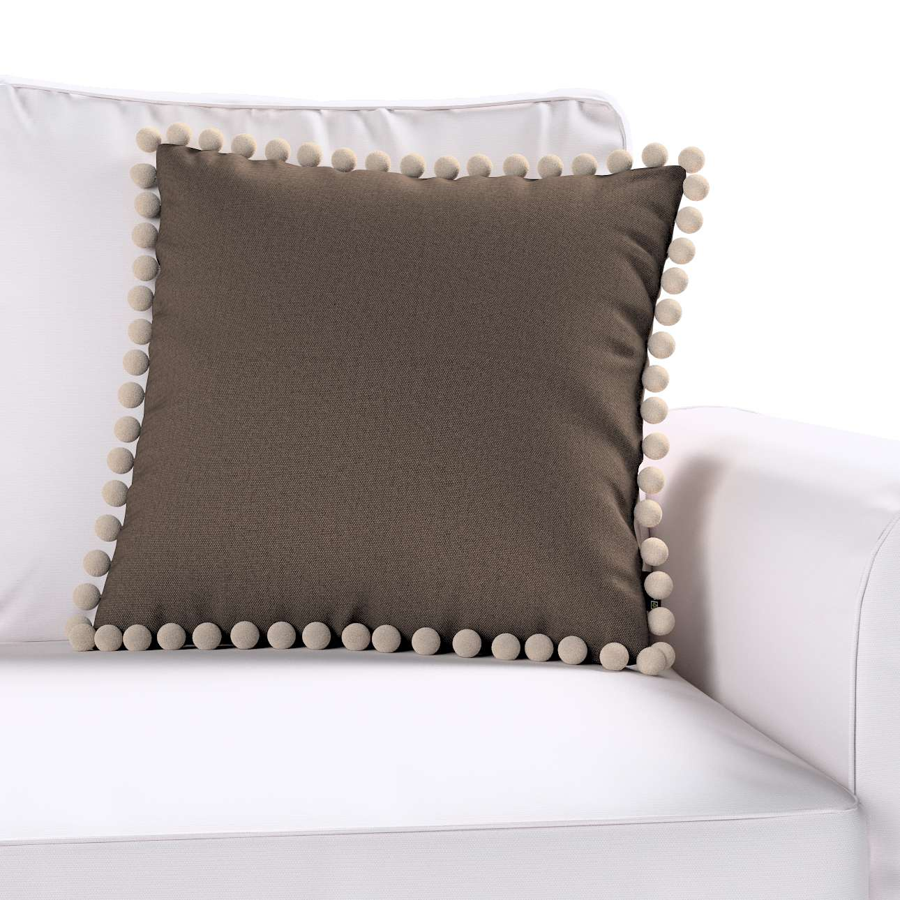 Poszewka Wera na poduszkę w kolekcji Etna , tkanina: 705-08