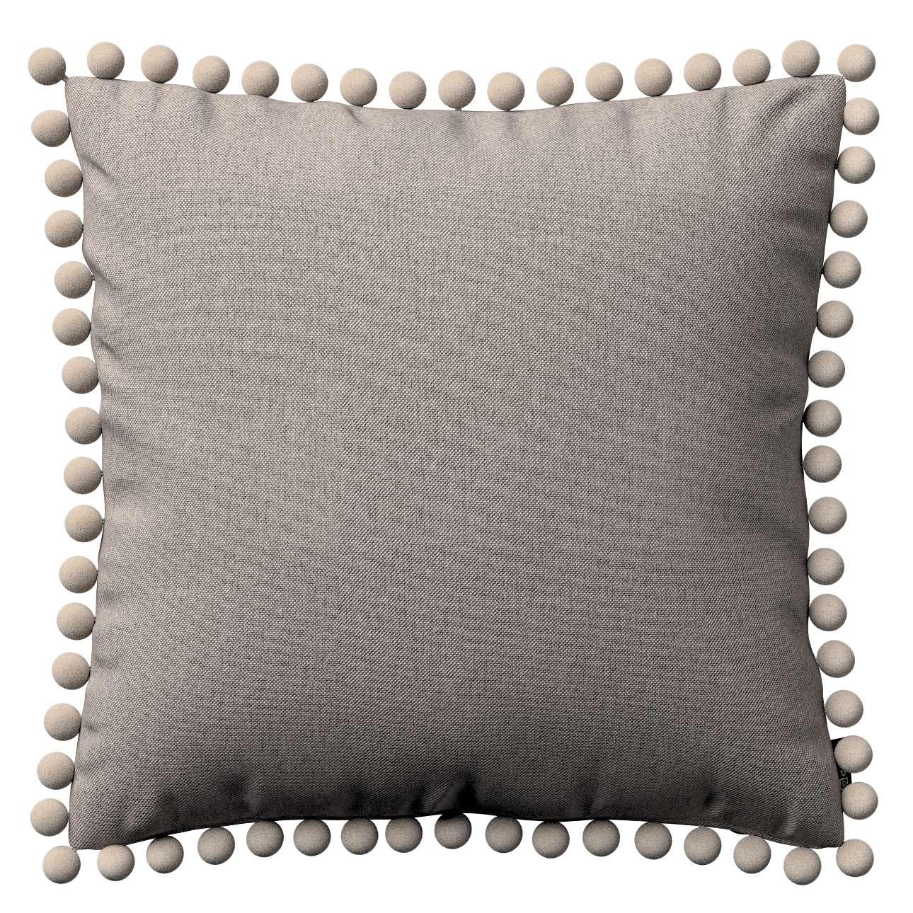 Poszewka Wera na poduszkę 45 x 45 cm w kolekcji Etna , tkanina: 705-09