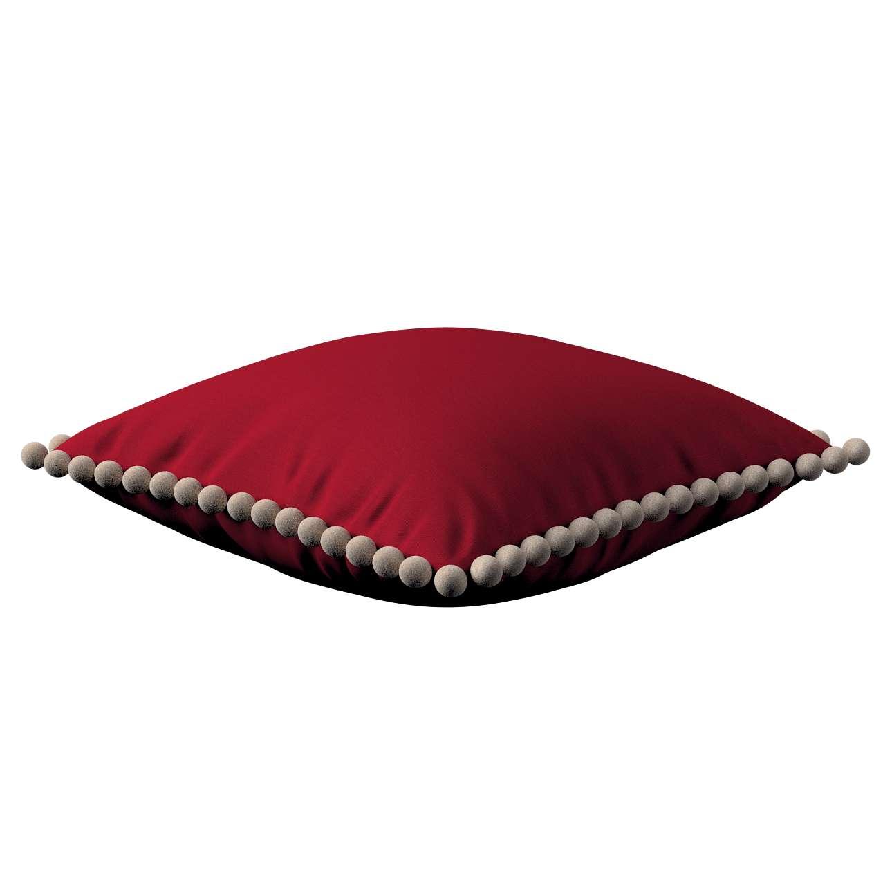 Poszewka Wera na poduszkę 45 x 45 cm w kolekcji Etna , tkanina: 705-60