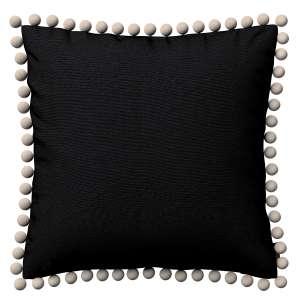 Wera dekoratyvinės pagalvėlės užvalkalas su žaismingais kraštais 45 x 45 cm kolekcijoje Etna , audinys: 705-00