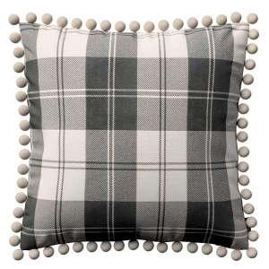Poszewka Wera na poduszkę 45 x 45 cm w kolekcji Edinburgh, tkanina: 115-74