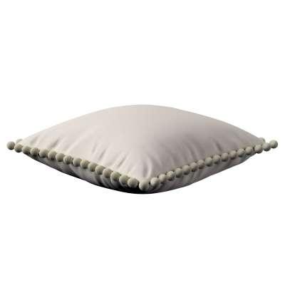 Poszewka Wera na poduszkę 702-31 Silver(jasnoszary) Kolekcja Cotton Panama